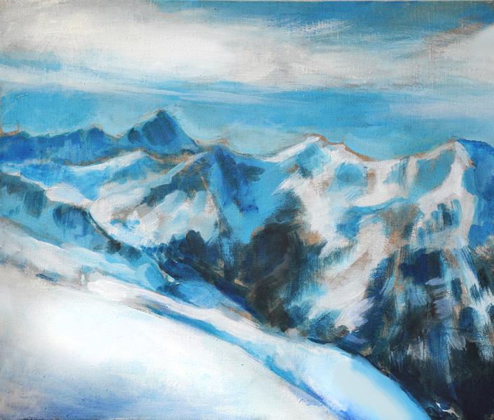 malarstwo tatry