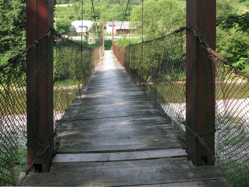 most Wisłoka